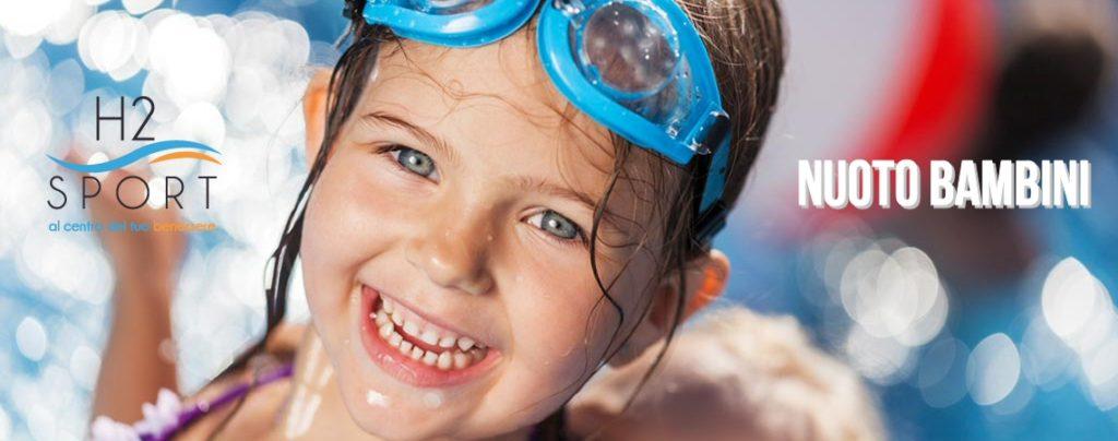 slide nuoto bambini